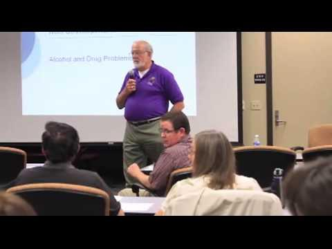 MHSA Substance Abuse Reduction Training Project